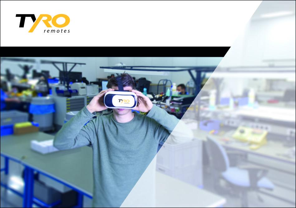Virtualni razgled tvrtke Tyro Remotes